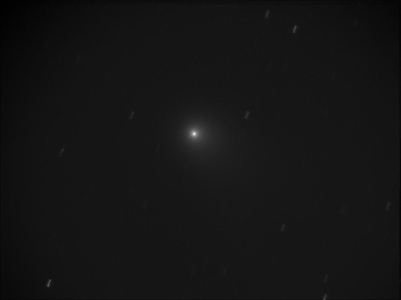 Comet 2009P Garradd 22-07-2011