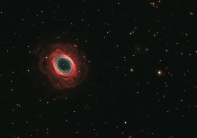 M57 Ring nebula H-alpha