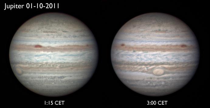 Jupiter 01-10-2011