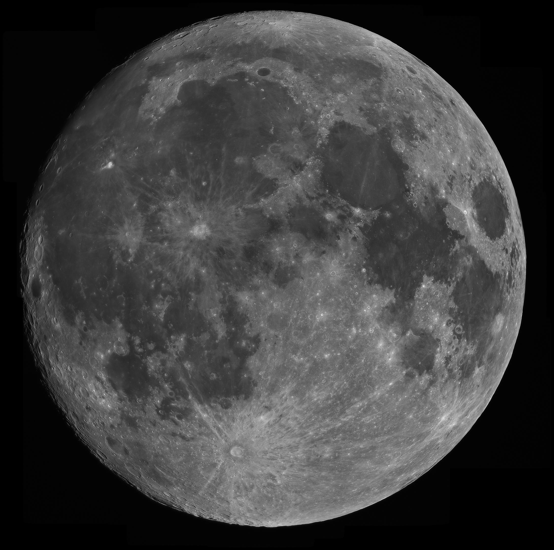 Moon mosaic 08-01-2012
