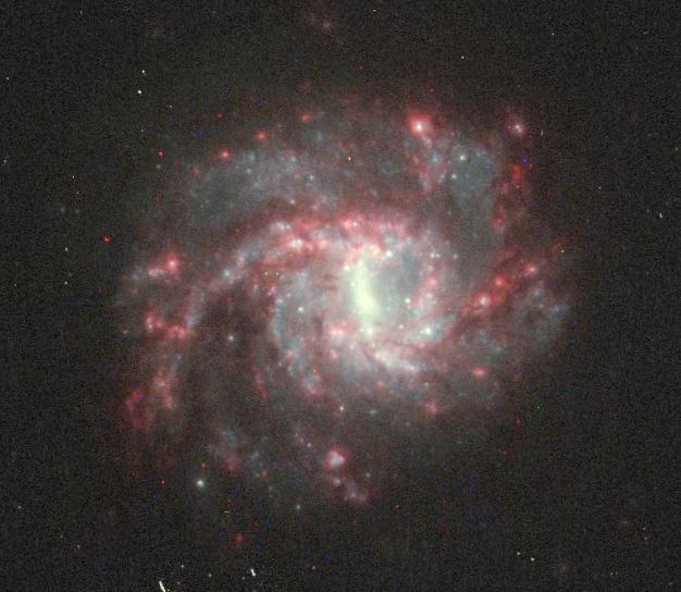 IRAS 08339 Hubble data