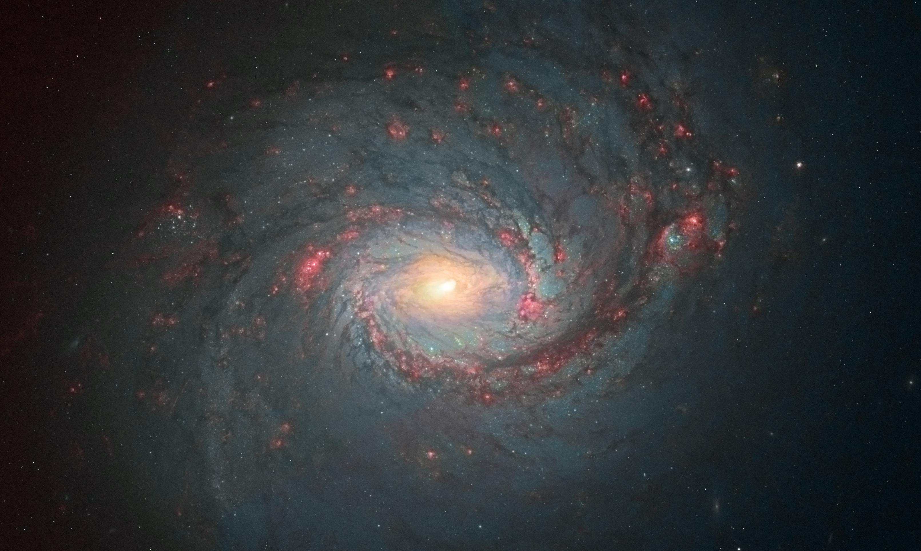 Messier 77 HST