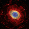Messier 57 The ring nebula, search for the outer ring