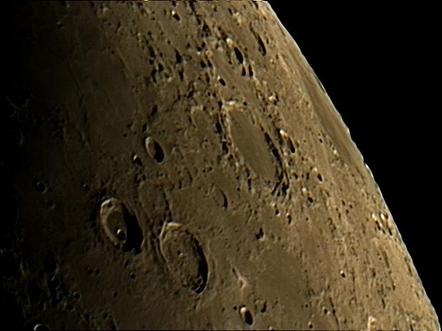 Hercules-Atlas craters