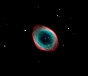 M57 Ring nebula