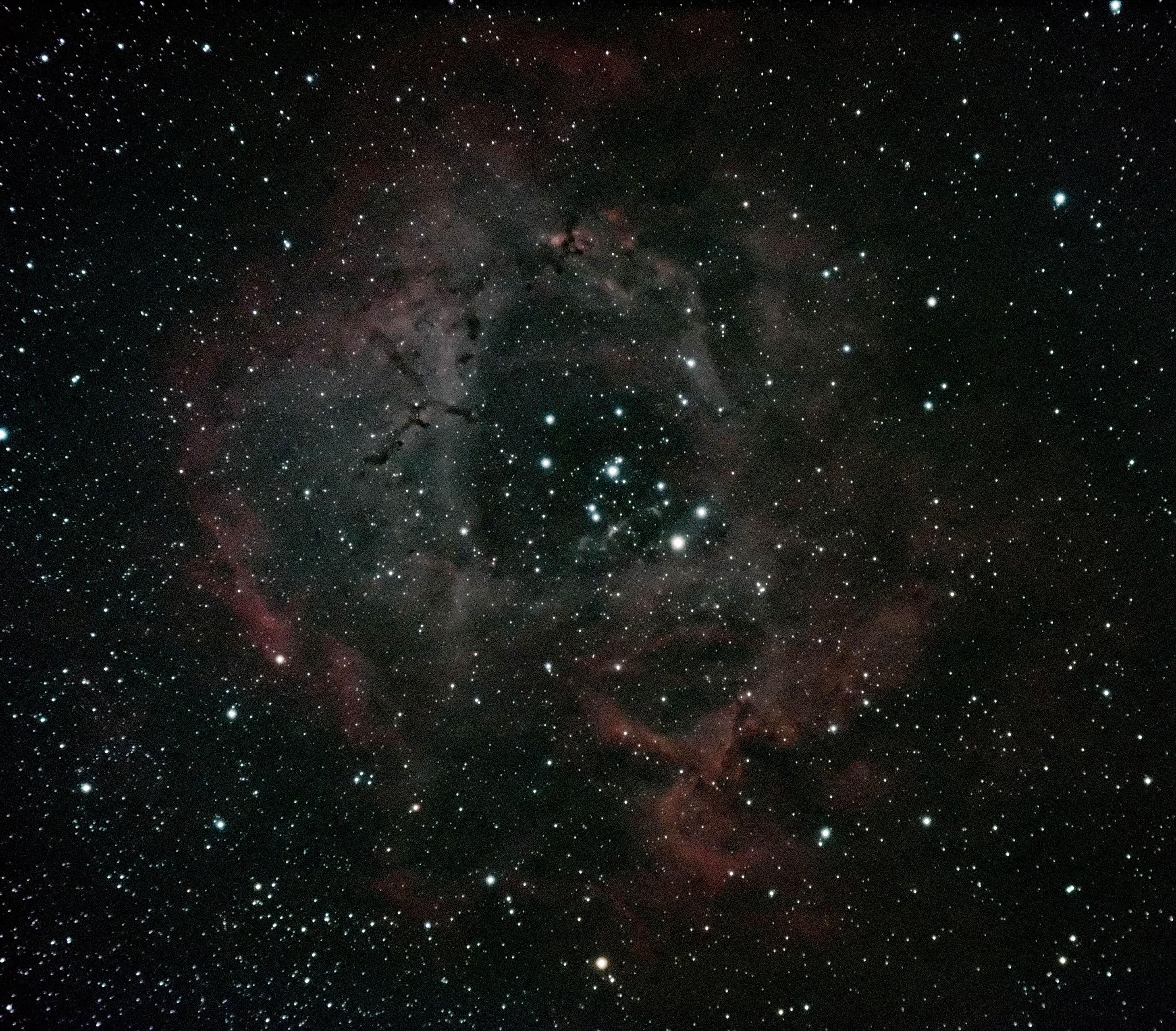 NGC2239 Rosetta Nebula