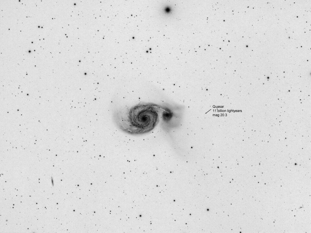 m51_march_2014_lum-inverted-quasar