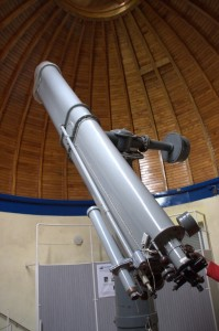 Bonn double refractor (1899). 36cm/f15 and 30cm/f17