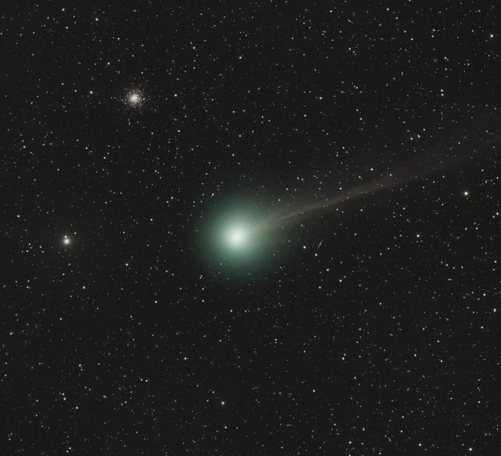 Comet 2014 Q2 Lovejoy Astro Photo