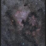 NGC 7000 North America Nebula