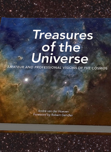 Book 'Treasures of the Universe' – Digital edition